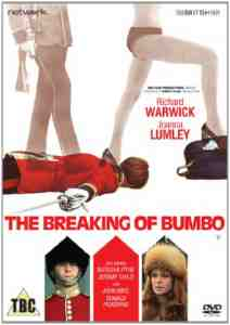 Breaking Bumbo DVD Richard Warwick