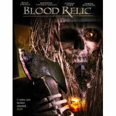 Blood Relic DVD cover
