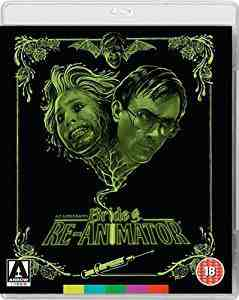 Bride Re animator Dual Format Blu ray DVD