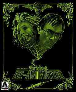 Bride Re Animator Format Blu ray Limited