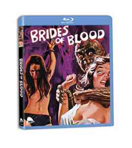 Brides of Blood Blu-ray