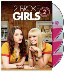 Broke Girls Complete Second Season