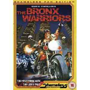 Bronx Warriors DVD Enzo Castellari