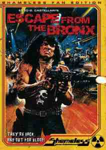 Bronx Warriors Trilogy DVD Morrow