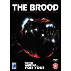 Brood DVD Oliver Reed