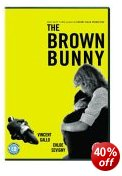 Brown Bunny DVD cover