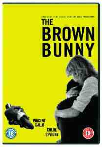 Brown Bunny DVD Vincent Gallo