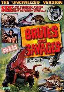 Brutes Savages DVD Region NTSC