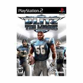 Blitz the League game cover