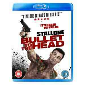 Bullet Head Blu ray Sylvester Stallone