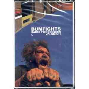 Bumfights Vol Cause Concern Region