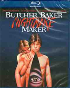 Butcher Baker Nightmare Maker Blu-ray