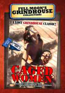 Caged Women DVD Region NTSC
