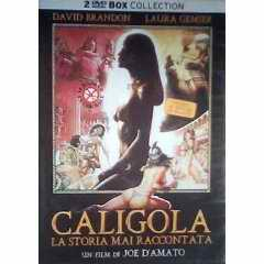 Caligola Raccontata Caligula Collection Italian