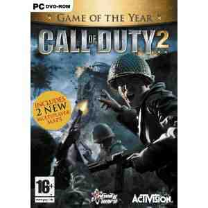Call Duty Game Year DVD