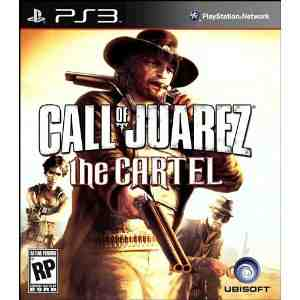Call Juarez Cartel Playstation 3