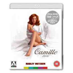 Camille 2000 Dual Format Blu ray