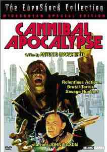 Cannibal Apocalypse Region Import NTSC