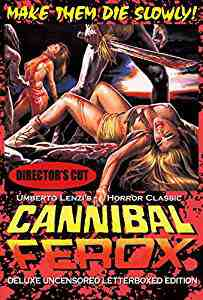 Cannibal Ferox Director's Cut DVD