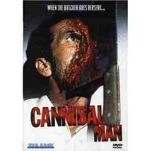 Cannibal Man Vicente Parra DVD