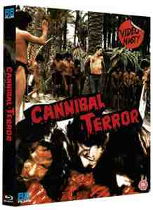 Cannibal Terror Blu-ray