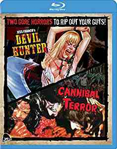 Cannibal Terror/Devil Hunter Blu-ray