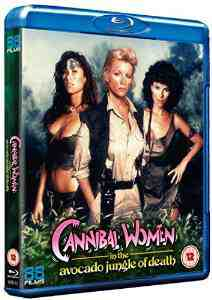 Cannibal Women Avocado Jungle Blu ray