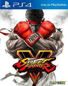 Capcom 5050013389390 Street Fighter PS4