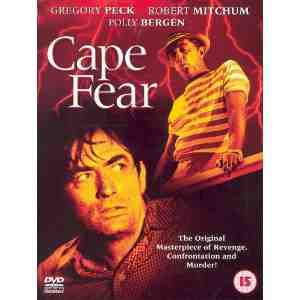 Cape Fear DVD Niro Robert