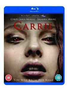 Carrie Blu ray Copy Chloe Moretz