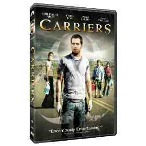 Carriers DVD Region US NTSC