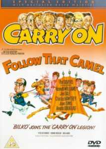 Carry On Follow That Camel DVD