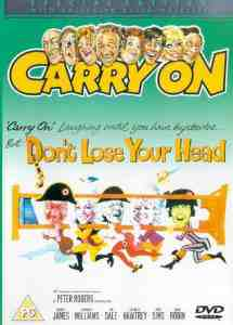 Carry Dont Lose Your Head