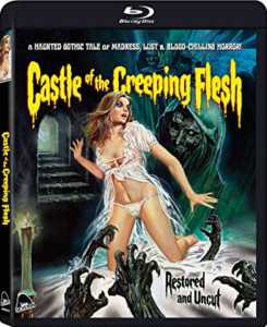 Castle Of The Creeping Flesh Blu-ray