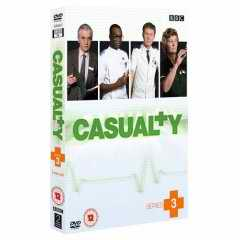 Casualty Series 3 DVD