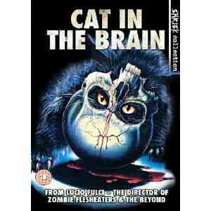 Cat In The Brain DVD