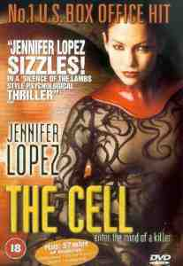 Cell DVD Jennifer Lopez