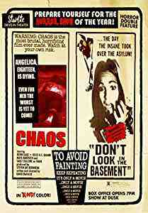 Chaos / Don't Look in the Basement - Double Feature DVD