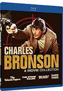 Charles Bronson - 4 Movie Collection Blu-ray