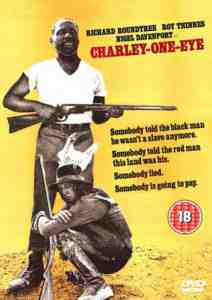 Charley One Eye DVD Richard Roundtree