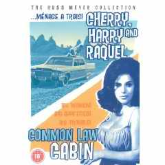 Cherry, Harry & Racquel DVD