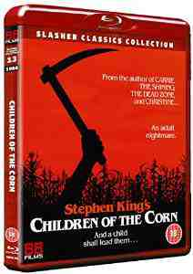 Children Corn Blu ray Peter Horton