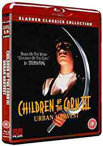 Children Of The Corn 3 - Urban Harvest Blu-ray