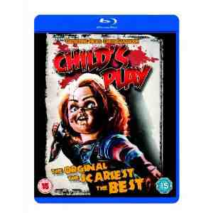 Childs Play Blu ray Catherine Hicks