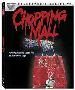Chopping Mall Blu ray Kelli Maroney