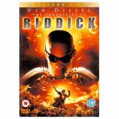 Chronicles Riddick Disc Directors Cut