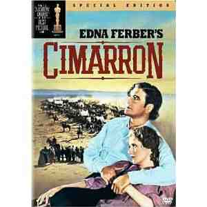 Cimarron DVD Region Import NTSC