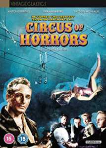 Circus of Horrors DVD