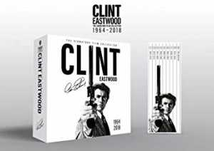 Clint Eastwood The Signature Film Collection Blu-ray