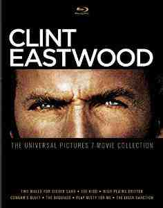 Clint Eastwood Universal Pictures Collection
